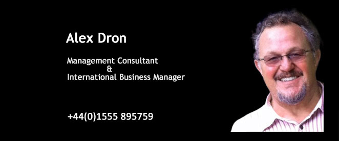 Management Consultant and International Business Manager