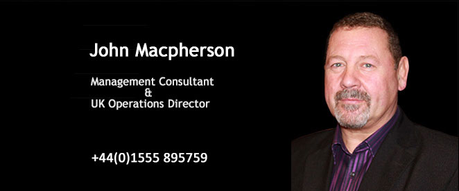 Management Consultant and UK Operations Director